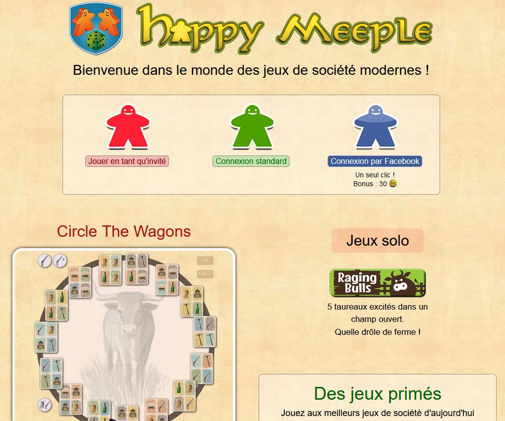 Happy Meeple