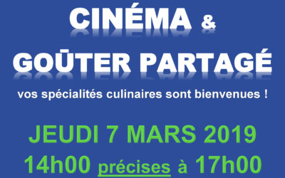 Le Club séniors vous invite le 7 mars 2019