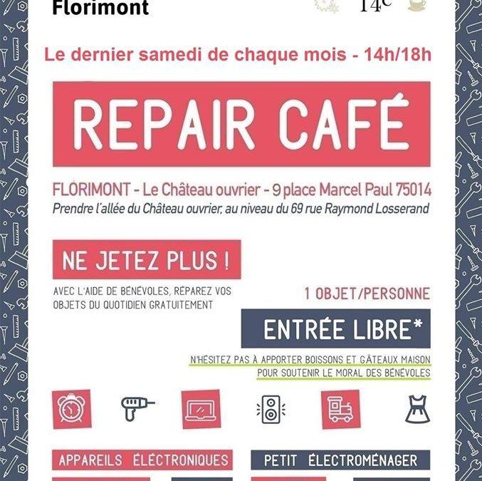Repair café 2020