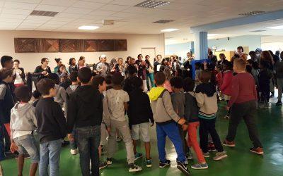 Florimont : Un nouveau partenariat connecté avec l'école 188 à Paris