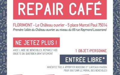 Repair café Samedi 24 Novembre 2018