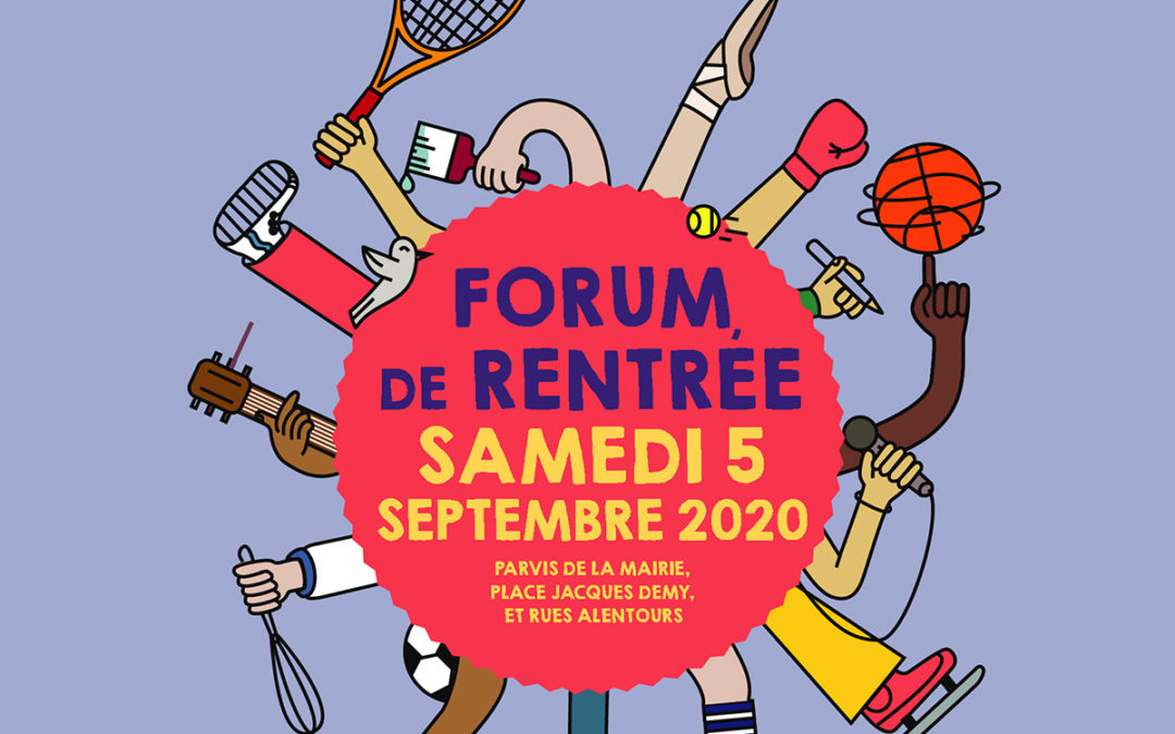 Forum des associations du 14e